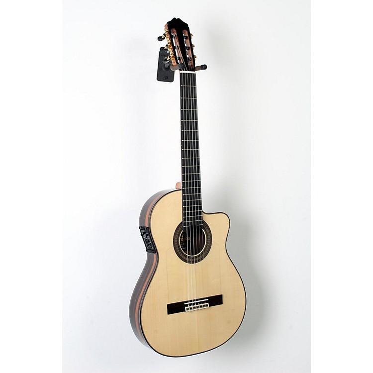 Cordoba55FCE Flamenco Macassar Ebony Acoustic-Electric Nylon String Flamenco GuitarNatural888365854656