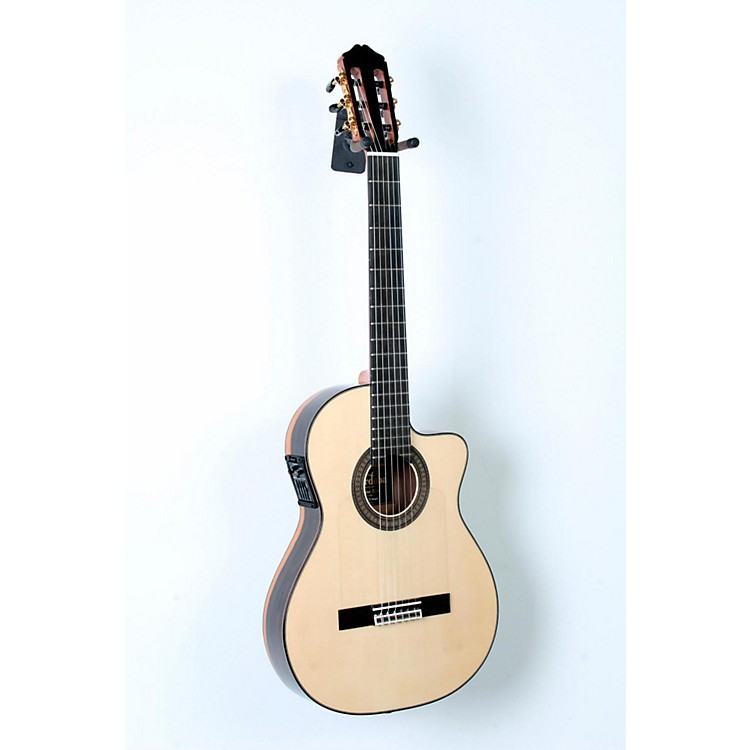 Cordoba 55FCE Thinbody Limited Flamenco Acoustic-Electric Guitar  888365799957