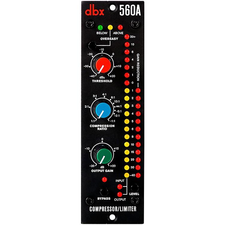 dbx560A 500 Series Compressor / Limiter