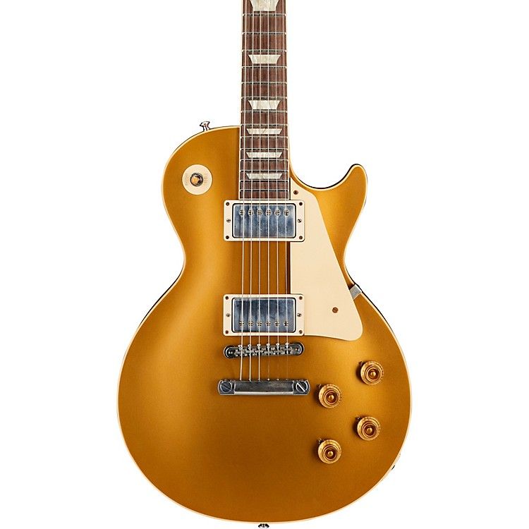 Gibson Custom'57 Les Paul VOS Electric GuitarGold Top