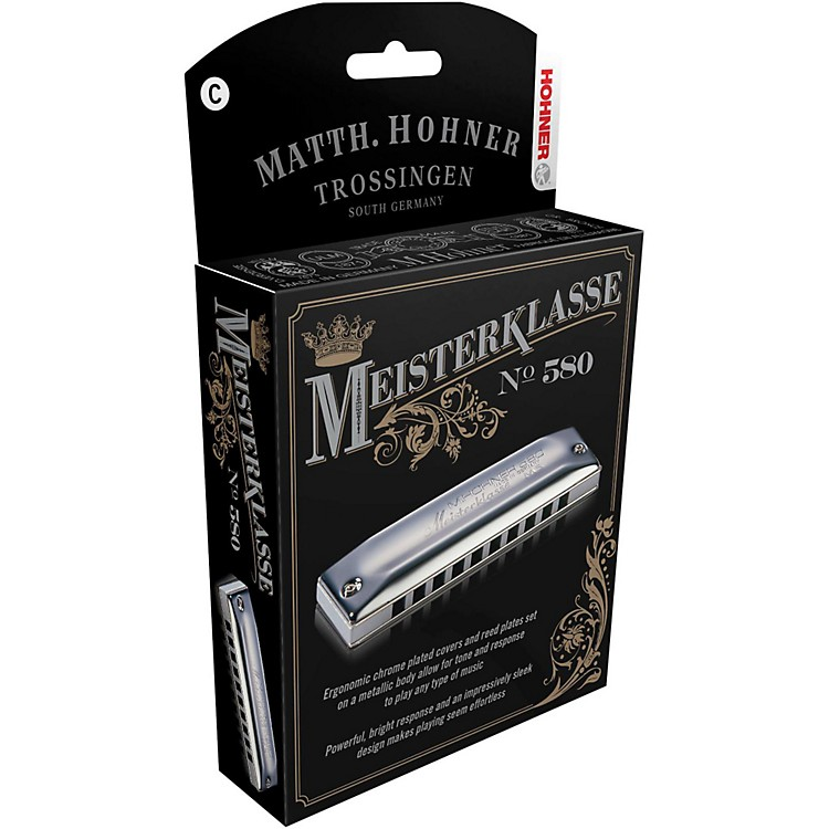 Hohner580 Meisterklasse Harmonica