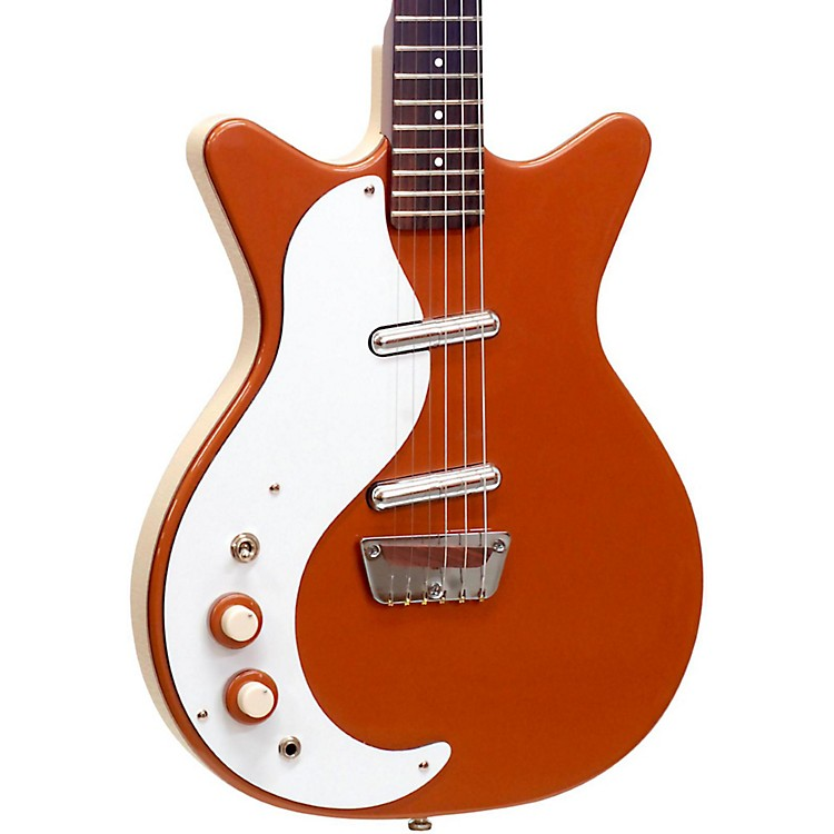 Danelectro'59 Original Left-Handed Electric GuitarCopper