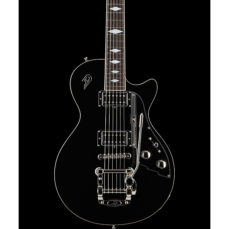 Duesenberg USA 59 Series Tremolo Semi-Hollow Electric Guitar Black