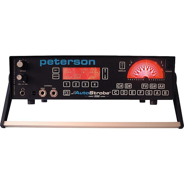Peterson590 AutoStrobe Tuner