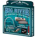 Hohner 590X Big River Harmonica Instruction Pack   thumbnail