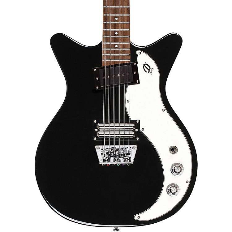 Danelectro59X12 12-String Electric GuitarBlack
