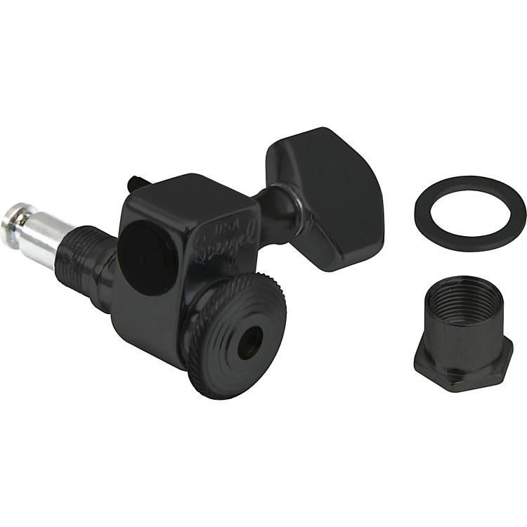 Sperzel6 In-Line Locking TunersBlack