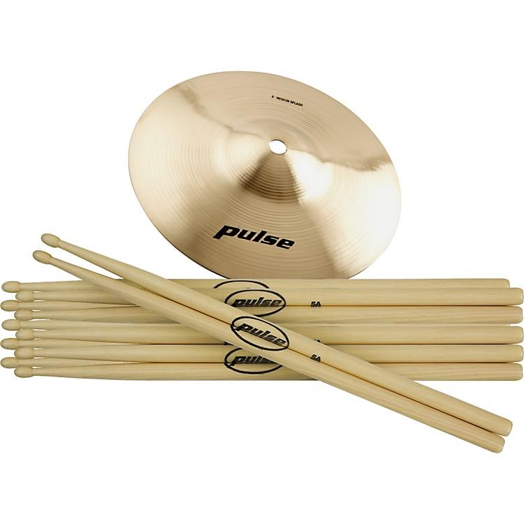 Pulse6-Pair Sticks with 8