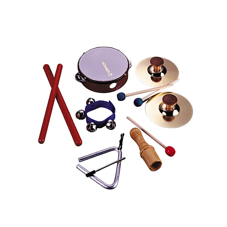 Hohner6-Piece Rhythm Instrument Set
