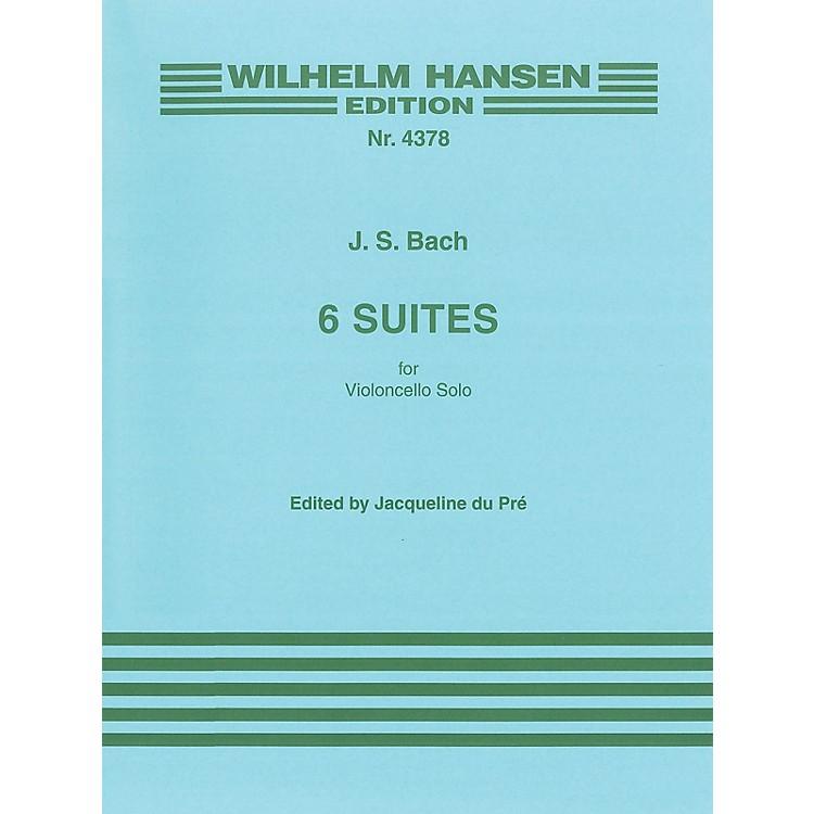Music Sales6 Suites for Solo Violoncello Music Sales America Series