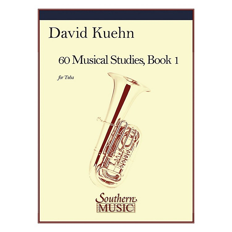 Southern60 Musical Studies, Book 1 (Tuba) Southern Music Series Softcover Arranged by David Kuehn