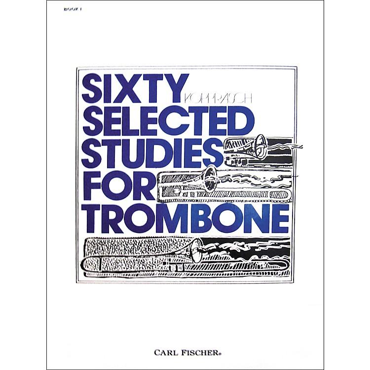 Carl Fischer60 Selected Studies for TromboneBook 2