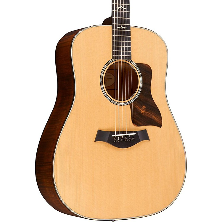 Taylor 600 Series 610 Dreadnought Acoustic Guitar 2015 Natural