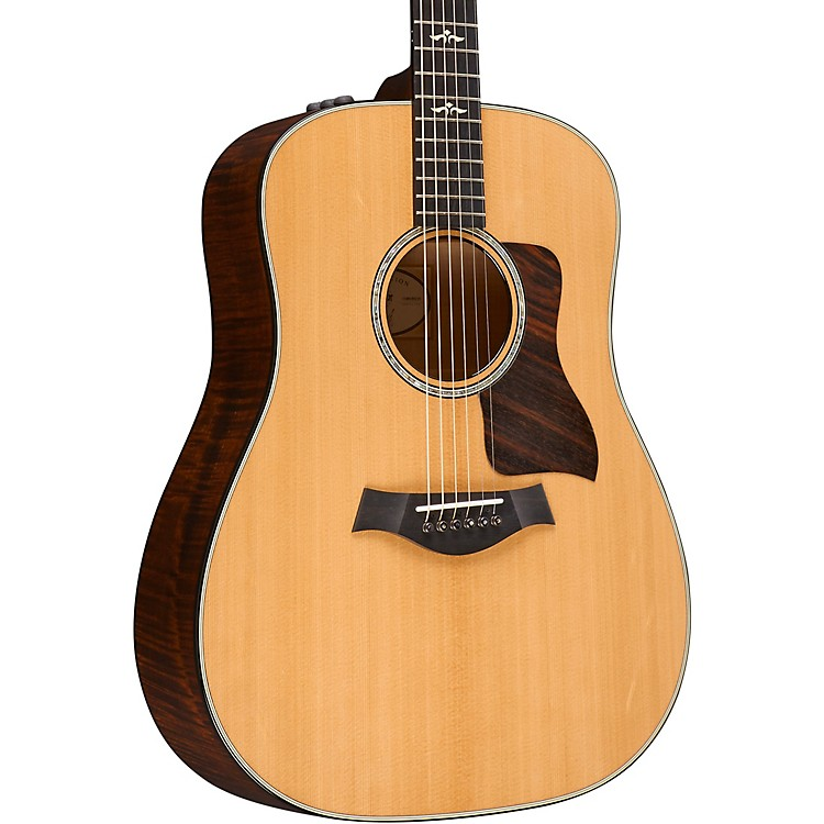 Taylor 600 Series 610e First Edition Dreadnought Acoustic-Electric Guitar Natural