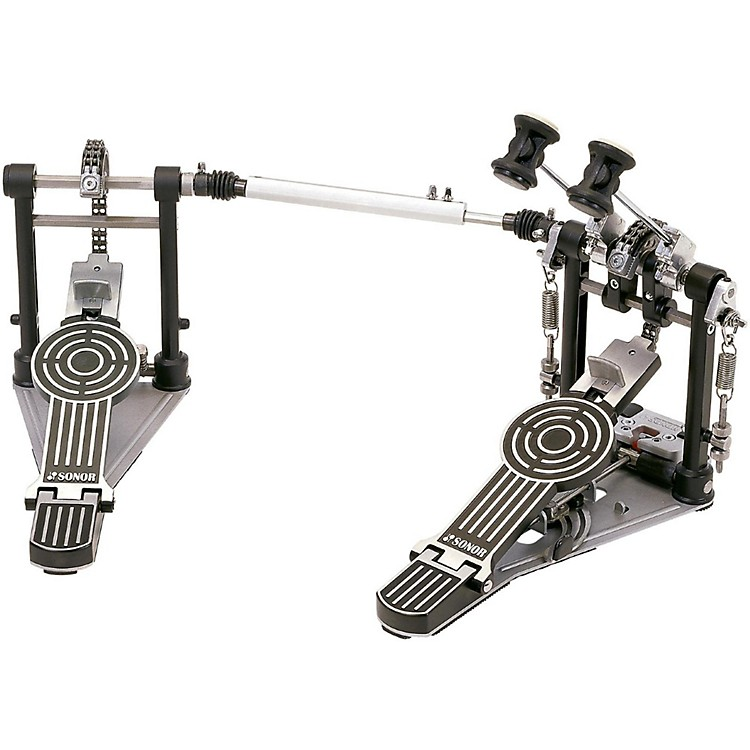 Sonor600 Series Double Bass Drum Pedal
