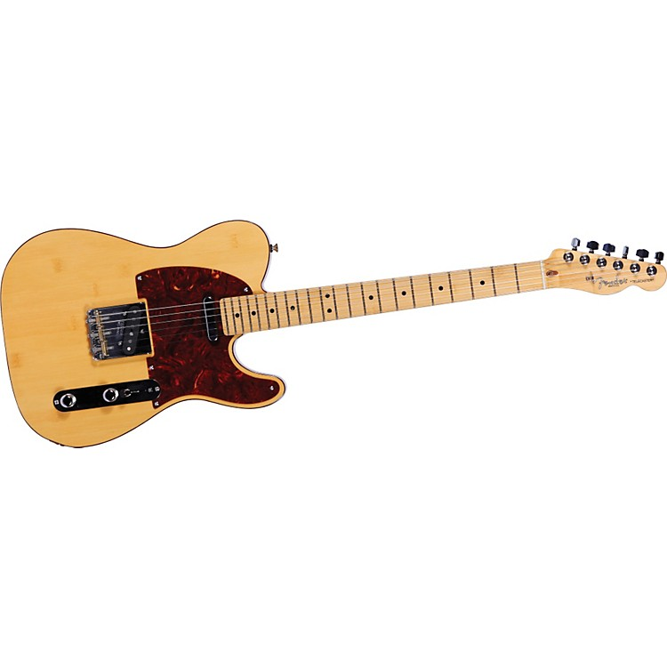 fender 60th anniversary lamboo telecaster electric guitar music123. Black Bedroom Furniture Sets. Home Design Ideas