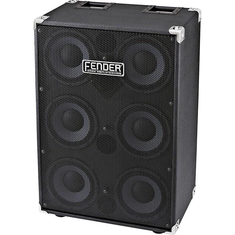 Fender610 PRO 6x10 Bass Speaker Cabinet