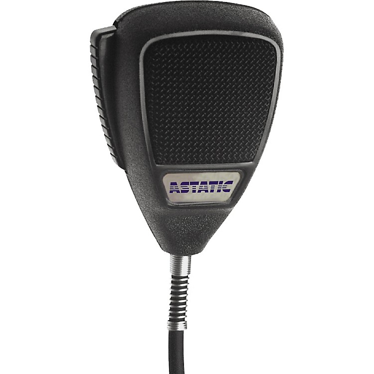 Astatic by CAD611L Omni Dynamic Handheld Microphone with Switch