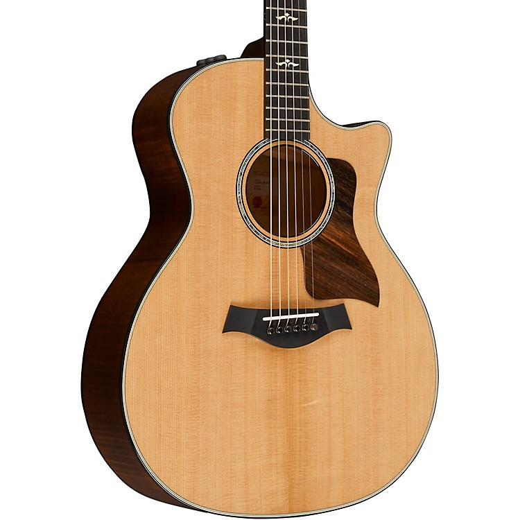 Taylor 614ce V-Class Grand Auditorium Acoustic-Electric Guitar Brown Sugar