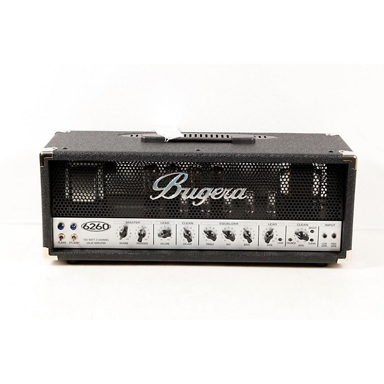 Bugera 6260 120W Tube Guitar Amp Head  888365504438