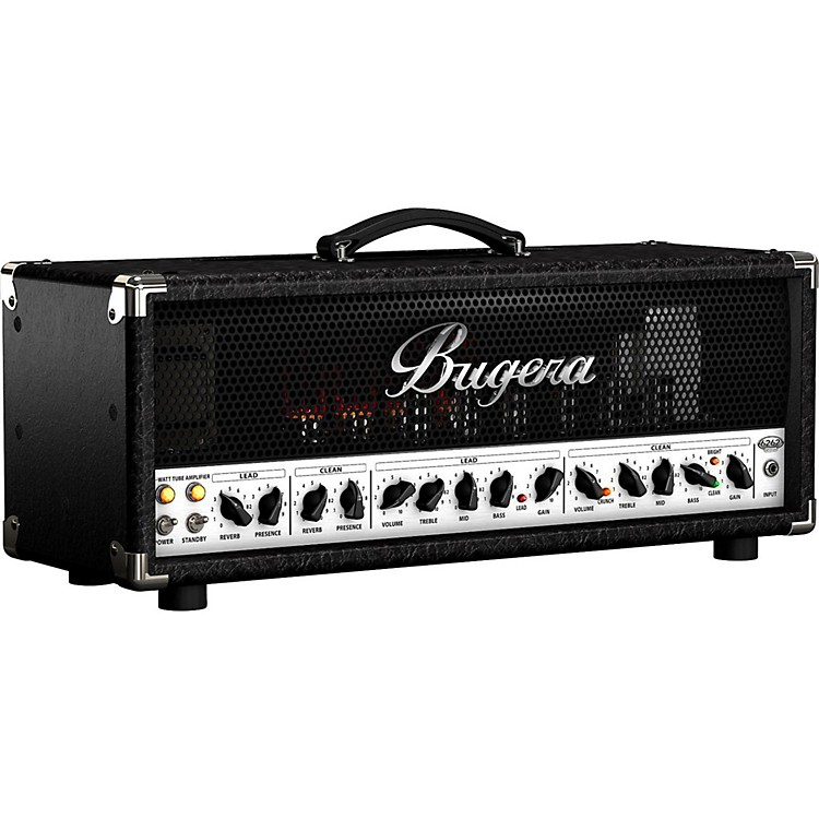 Bugera 6262 Infinium 120W Guitar Amplifier Head