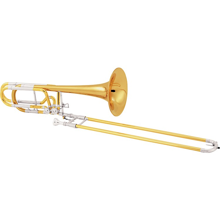 Conn62HI Dual Independent Rotor Bass Trombone Outfit