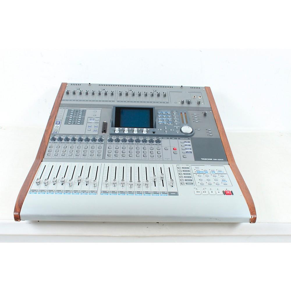 tascam dm 3200 digital mixer 190839575692 ebay. Black Bedroom Furniture Sets. Home Design Ideas