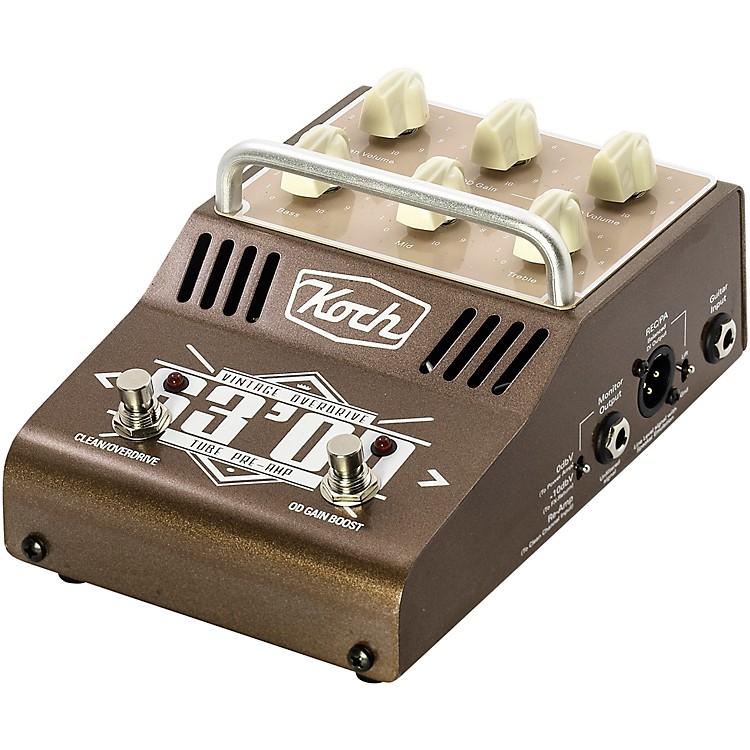 Koch63'OD Overdrive Tube Guitar PreampBrown