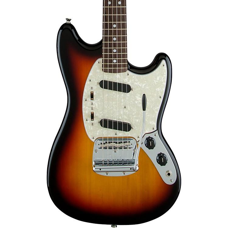 fender 65 mustang electric guitar music123. Black Bedroom Furniture Sets. Home Design Ideas