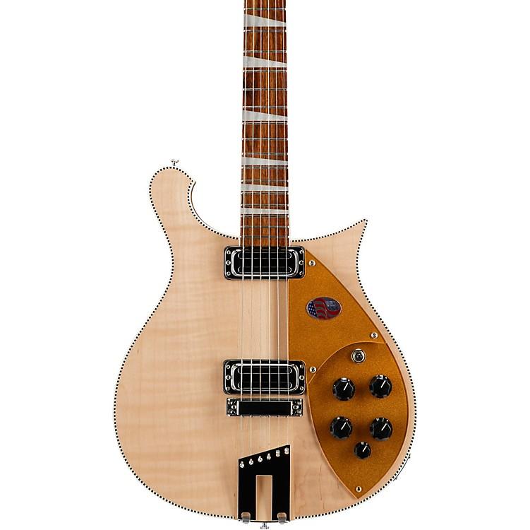 Rickenbacker660 Electric GuitarMapleglo