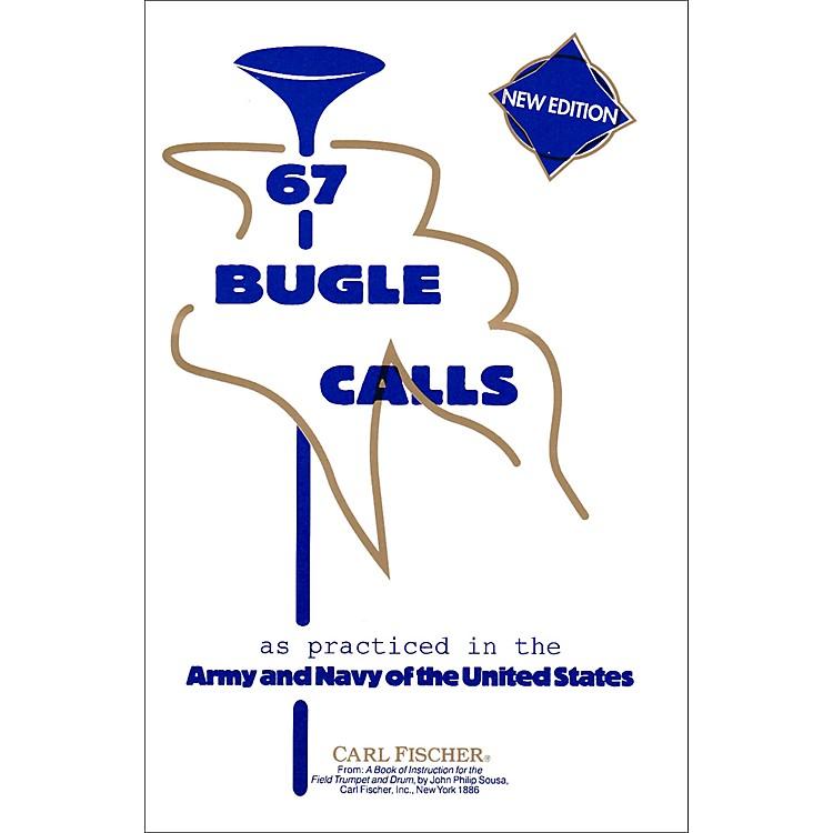 Carl Fischer67 Bugle Calls