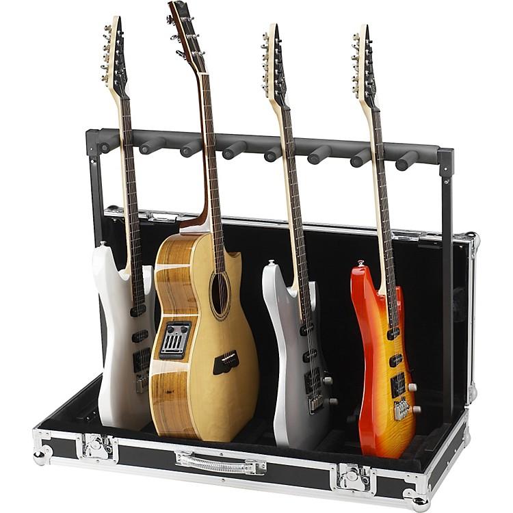 Road Runner7 Guitar Stand FlightcaseBlack