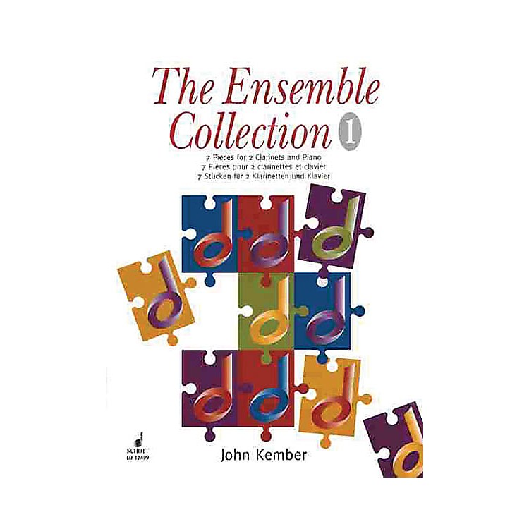 Schott7 Pieces (The Ensemble Collection) Schott Series Composed by John Kember