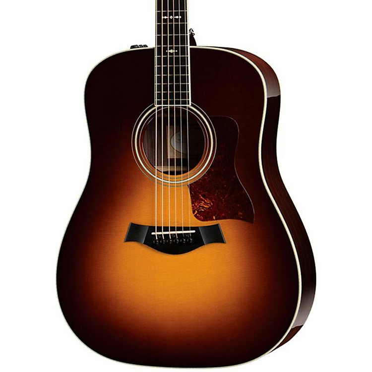 Taylor 700 Series 2014 710e Acoustic-Electric Guitar Natural