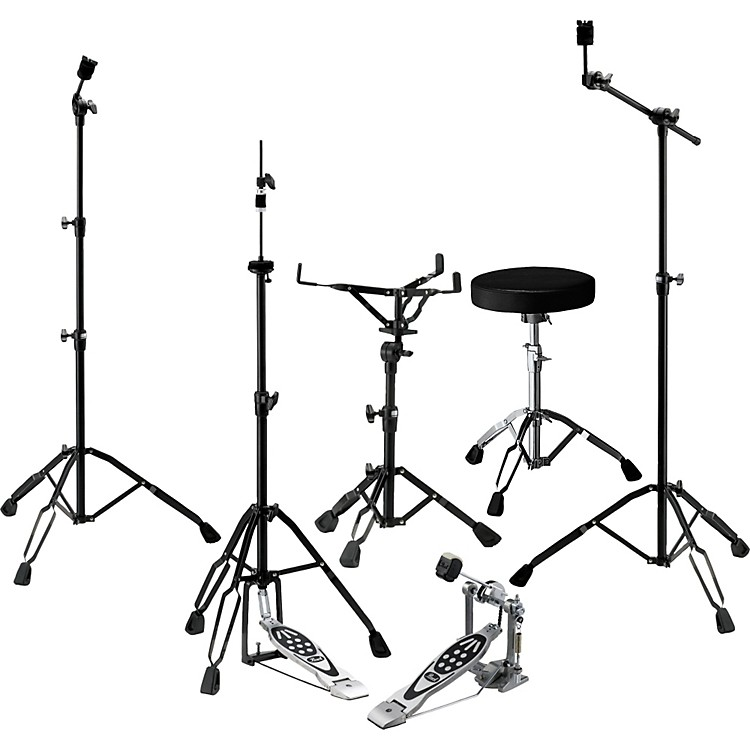 pearl 700 series black drum hardware pack music123. Black Bedroom Furniture Sets. Home Design Ideas