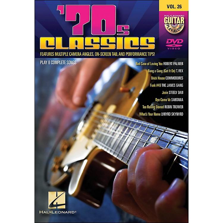 Hal Leonard70s Classics - Guitar Play-Along DVD Volume 26