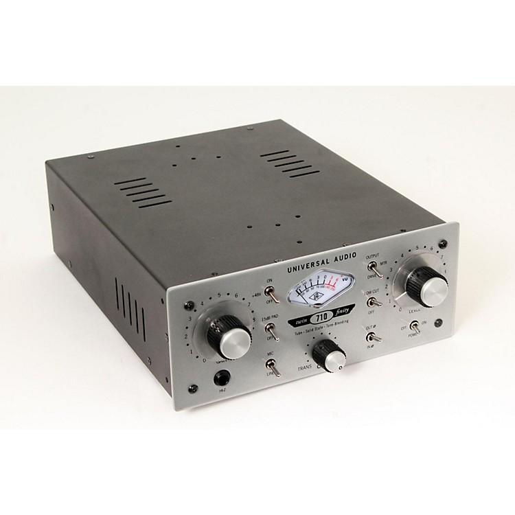 Universal Audio710 Twin-Finity Mic Pre & DI Box888365816067
