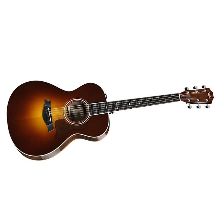 Taylor712e Rosewood/Spruce Grand Concert Acoustic-Electric GuitarVintage Sunburst
