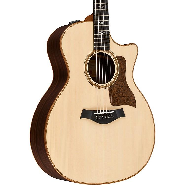 Taylor714ce V-Class Grand Auditorium Acoustic-Electric GuitarWestern Sunburst