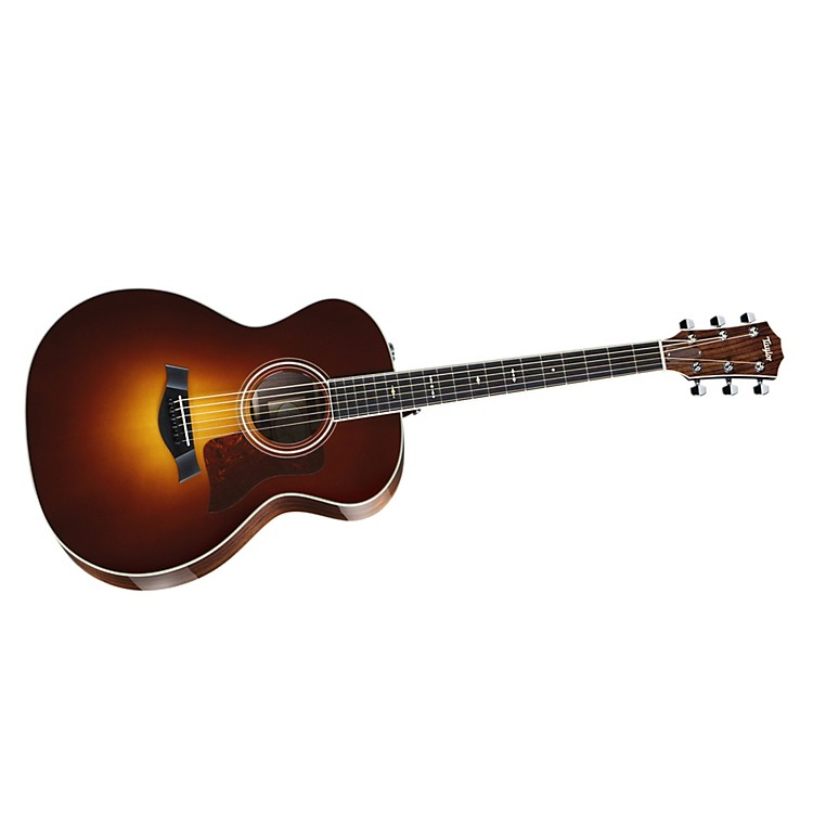 Taylor714e Rosewood/Spruce Grand Auditiorium Acoustic-Electric Guitar