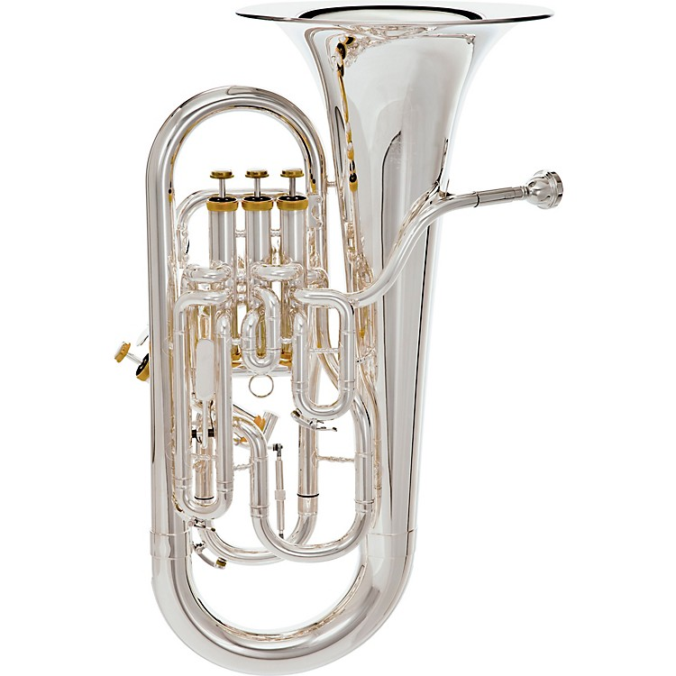 Meinl Weston 751 Phoenix Series Compensating Euphonium Silver plated