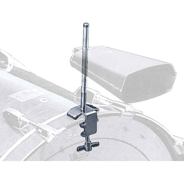 Pearl75H Hoop-Mount Cowbell Holder with Non Marring Clamp Surface