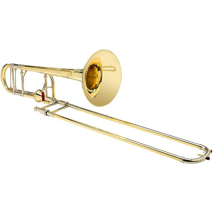 S.E. SHIRES 7YLW Custom Model Axial-Flow F Attachment Trombone Model TBSCA Lacquer