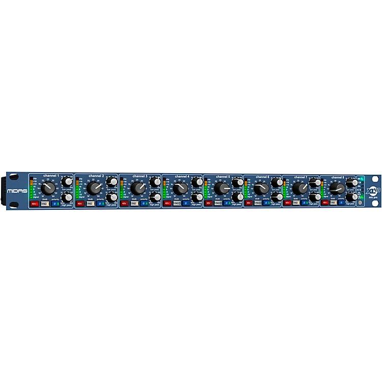 Midas8-Channel Digi-Log Microphone Preamp