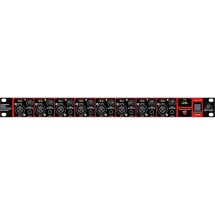 Behringer8-Channel Microphone Preamp AD/DA Converter w/MIDAS