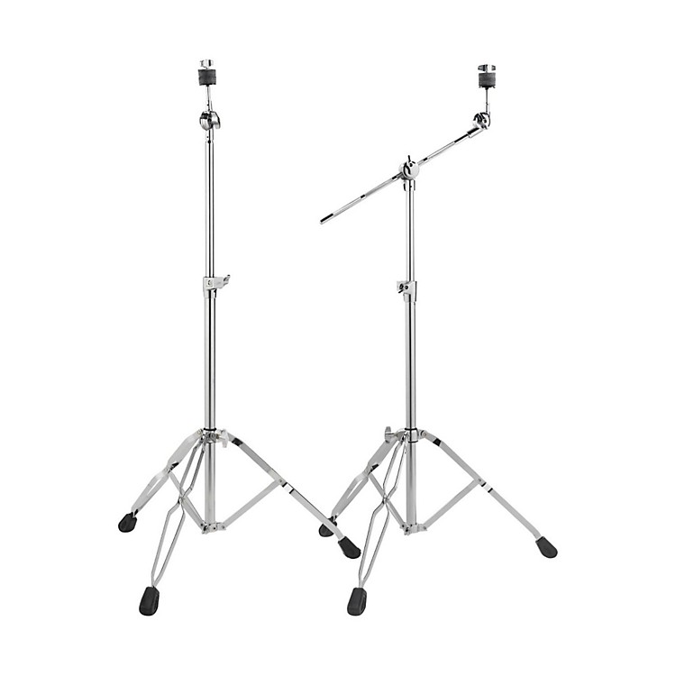 PDP 800 Series Boom/Straight Cymbal Stand Pair