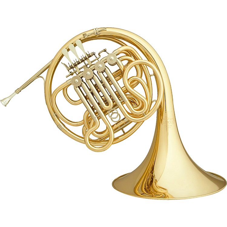 Hans Hoyer 801 Geyer Series Double Horn Lacquer
