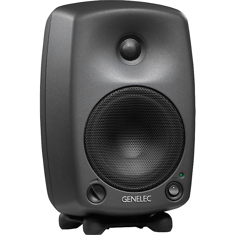 Genelec8030A Bi-Amplified Monitor SystemSilver