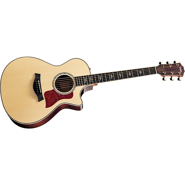 Taylor812ce Grand Concert Cutaway Acoustic-Electric Guitar