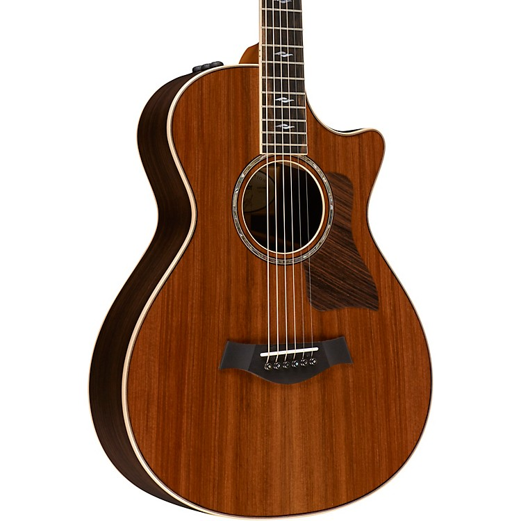 Taylor 812ce Limited Edition 12-Fret Grand Concert Acoustic-Electric Guitar Natural